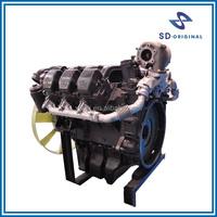 Mercedes remanufactured diesel engine OM501LA for actros