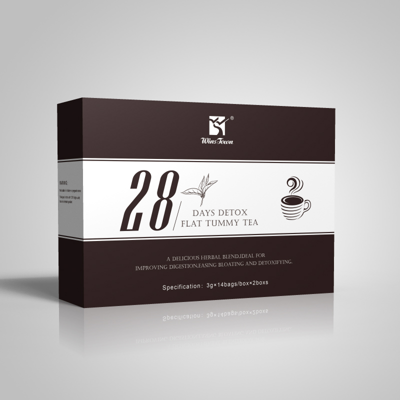 OEM Special Design Health And Beauty Quick Slimming Tea For Safe Weight Loss From Manufacturers