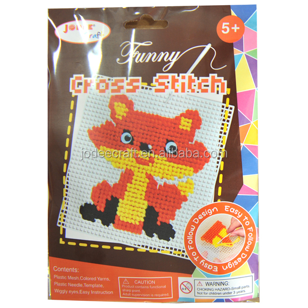 Easy Sewing Projects Stitching Kit For Kids - Buy Needlepoint For  Fun,Sewing Projects Embroidery Cross,Simply Needlepoint Kit Product on  Alibaba com