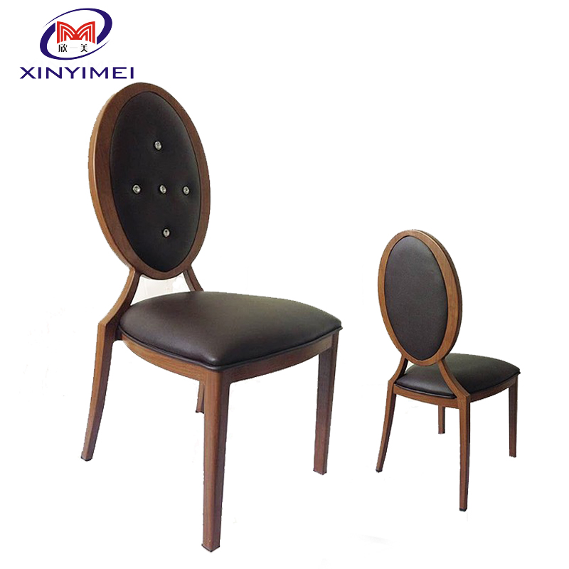 stackable metal restaurant velvet dining chairs