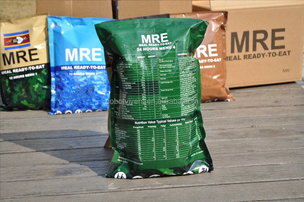 MRE meals, Meals ready to eat food, food company in China