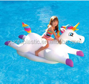 custom large Inflatable horse rider , inflatable pool toy , inflatable pvc pool toy