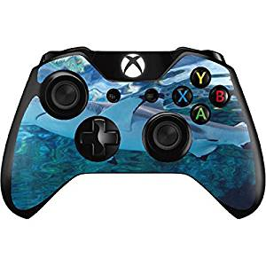 Animal Photography Xbox One Controller Skin - Shark Vinyl Decal Skin For Your Xbox One Controller