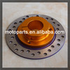 58mm brake rotor with hub for karting