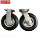 casters, Cardan wheel, fixed, brake, medical trolley casters