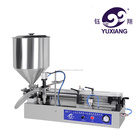 Selling Manufacture Filling Machine Liquid Machine Best Selling Manufacture Product Small Scale Industries Semi Automatic Cosmetic Cream Lotion Toothpaste Liquid Filling Machine
