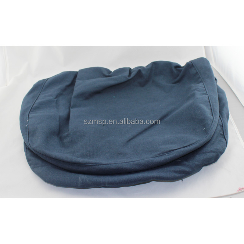 canvas blue durable car seat cover/chair seat cover/office chair