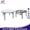 Good Used Round Strong Restaurant Table CH-T51