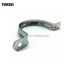 Chinese providers UL emt conduit pipe strap clamp