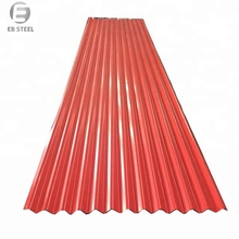 Galvanized corrugated long span aluminium zinc roofing sheet metal used for roofing