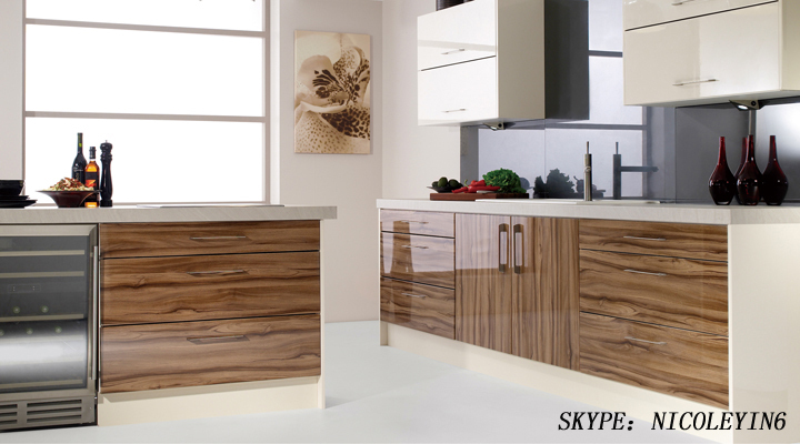 Modular Color Combinations Laminate Wooden Kitchen Cabinet Buy Wooden Kitchen Cabinet Laminate