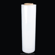 23Mic X 500Mm X 400M Lldpe Clear Hand Stretch Film For Hand Use