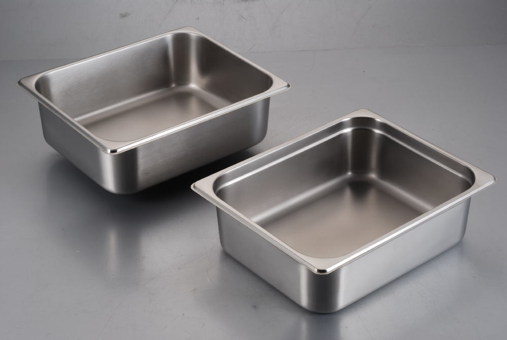 Buffet Serving Gastronorme Tray With Lid