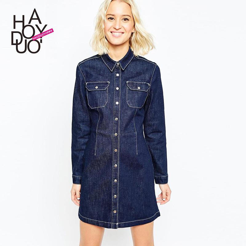 Cheap Blue Jean Shirt Dress, find Blue Jean Shirt Dress deals on ...