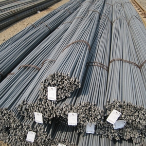 Reinforcement rebar steel ribbed bar iron rods for construction iron price