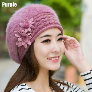 4f1d45a211dd9 China Knitted Ladies  Beret