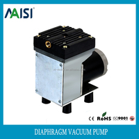 Single Stage Micro Diaphragm 220v Ac Air Mini Electric Vacuum Pump ...