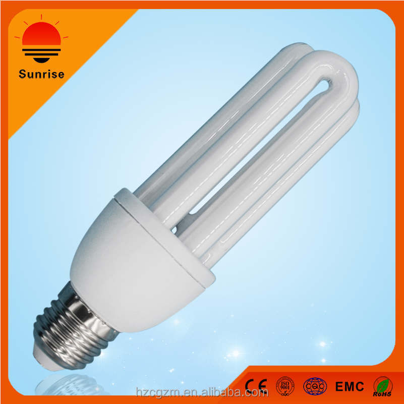 Iron man alibaba china market 3U 20W E27 energy saving lamp