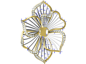Jewelry 3d Cad Pendant Jewelry Design Cad Flower Design Buy Cad