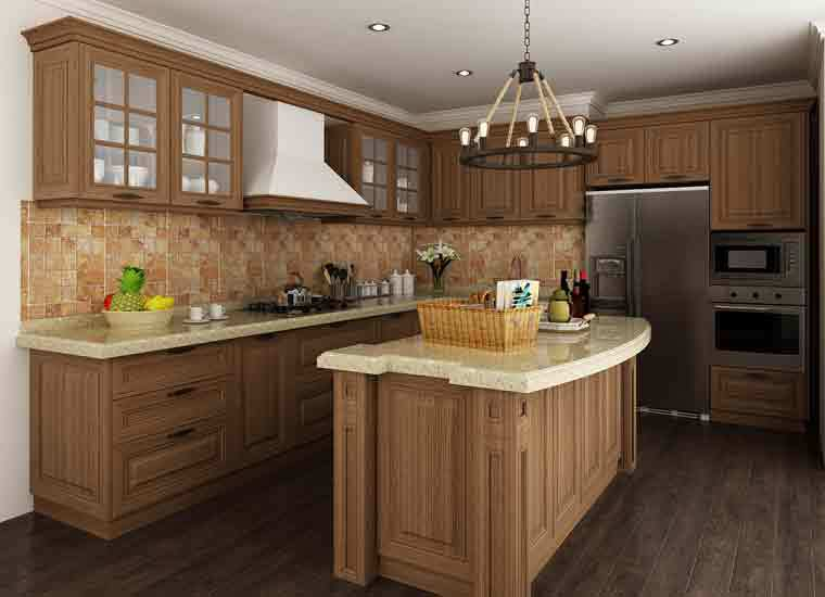 Mauritius Project Cabinets Apartments Individual Kitchen Cabinet ...