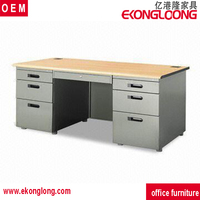 top office desk/free standing office desk table