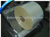 Clear Cast PVC Shrink Film for label application