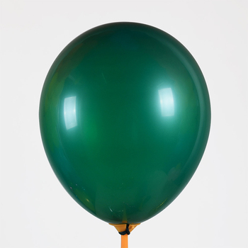 wholesale plain 12 inch christmas green color latex balloons