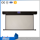 "400"" 16:9 Titan Engineering Electric Projector Screen/ Big Size Motrozied Projection Screen with Remote Control"