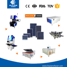 CIGS Thin Film Module Solar Panel Assembly Line