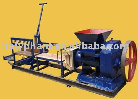 brick clay brick making machine SD200