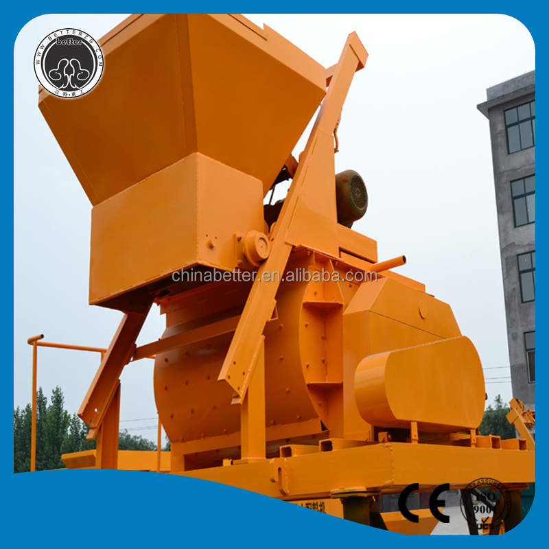 2016 1 Bag Concrete Mixer With Lifting Hoppers Buy 1 Bag