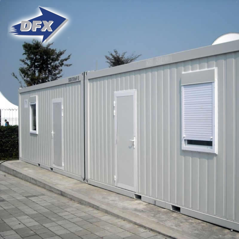 China Flat Packed Prefabricated Living Room Kit House Container Homes