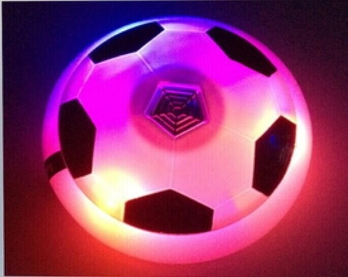LED hover ball Air Power Soccer Disk With Led Ball Light Up ball Hover Disc Great Present Amazing