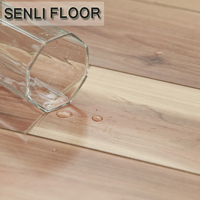 12mm easy clean AC3 HDF board laminate flooring