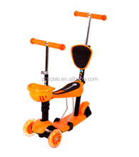 <span class=keywords><strong>Nuovo</strong></span> 3 ruote <span class=keywords><strong>mini</strong></span> pieghevole bambini spingere lo <span class=keywords><strong>scooter</strong></span> per il commercio all'ingrosso