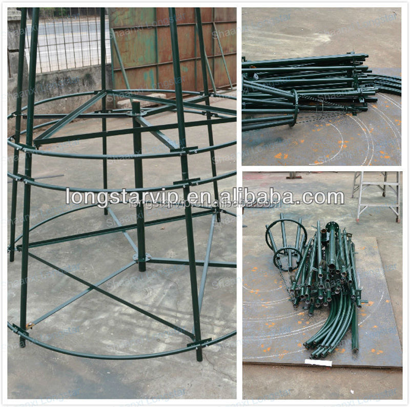 10m Giant Christmas Tree Frame Stand For Outdoor - Buy Christmas ...