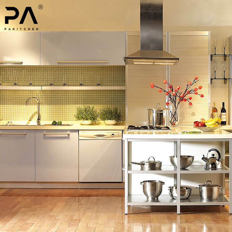 Customized Flexible Floding French Provincial Kitchen Cabinet