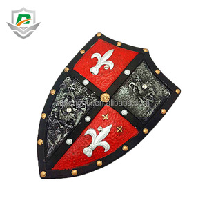 2018 custom pirate new design cosplay game playing kids weapon viking foam eva shield toy