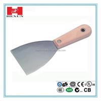 Buy guangdong wholesale 40mm Carbon Steel Wooden Handle Scraper in ...