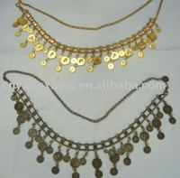 metal waist chain