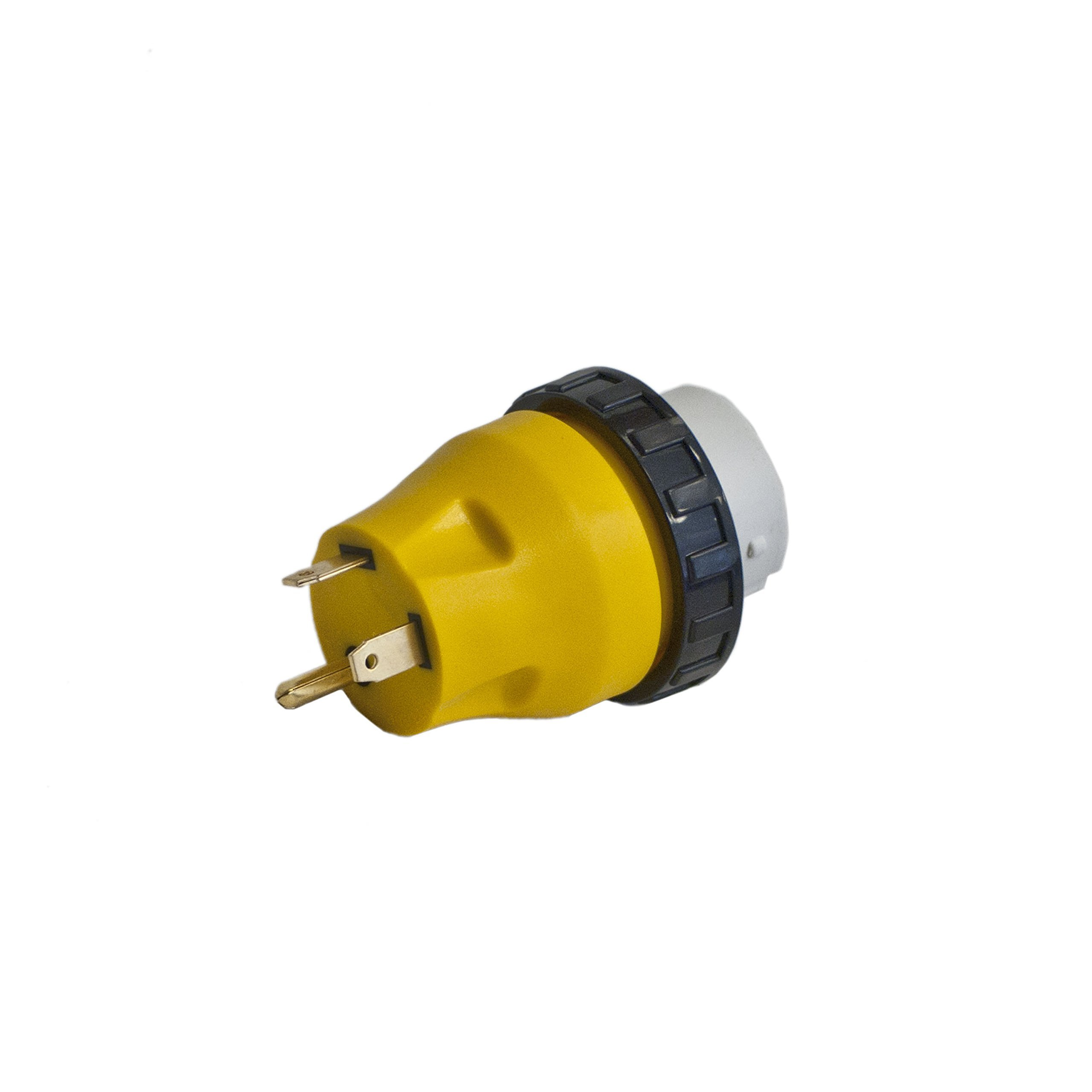 Cheap 30a Rv Plug Find Deals On Line At Alibabacom 220v Wiring Get Quotations Aleko L30 50 Electrical Locking Adapter Male To 50a Female Connector