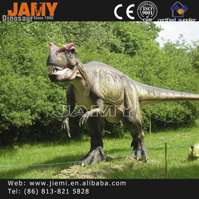 Theme Park Dinosaur Lifelike Adult Electronic Dinosaur Model