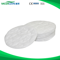 oval Non Woven Wound Care Dressing cotton pad holder