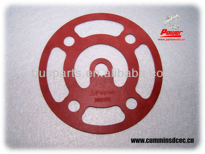 yutong higer kinglong bus parts, engine gasket Valve seal,6109 6108 6145 6896 6129 6796 v91 v92 H91 H92 KLQ6930 6898