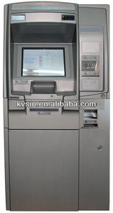 Currency Exchange Machine with 40 denominations bill acceptor and 6 denominations dispense in bills and several coins