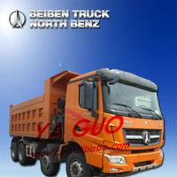 Beiben(north Benz)v3 380hp 12 Wheel Euro2 8x4 Better Than Hino ...