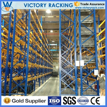 High Quality Steel Used Pallet Racking Craigslist Heavy Duty System Widely Storage