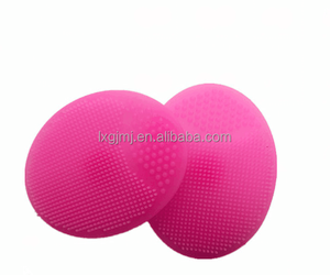 Factory price promotional silicone facial brush, soft silicone face brush