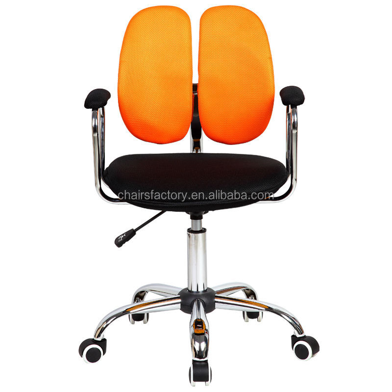 WD-1114OB Double Back Swivel ergonomic computer office chair
