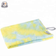animal print 100% cotton adult hooded surf poncho absorbent quick drying beach towel